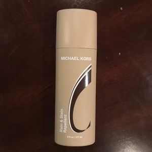 Michael Kors Rain & Stain Repellent